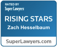 Zach Hesselbaum Super Lawyers